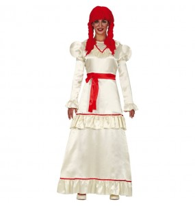 Disfraz de Annabelle para mujer