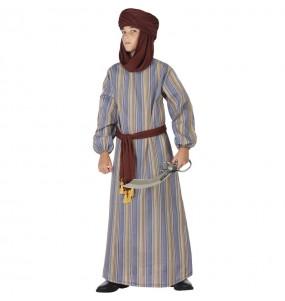 Disfraz de Árabe del desierto para niño
