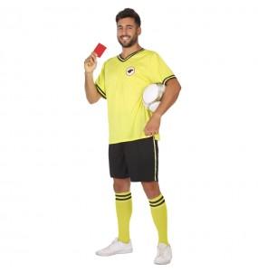 Disfraz de Árbitro de Fútbol para hombre