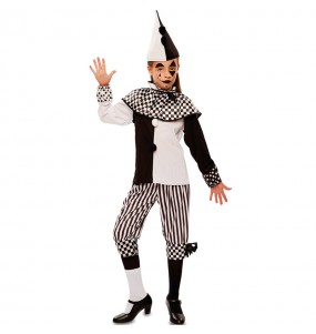 Disfraz de Arlequín Circo para niña