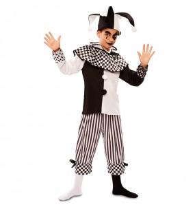 Disfraz de Arlequín Circo para niño