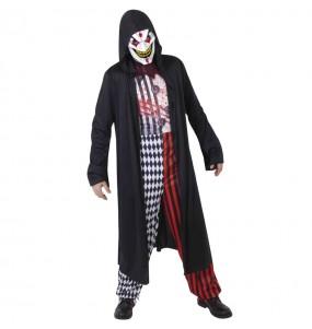 Disfraz de Joker Despiadado para adulto