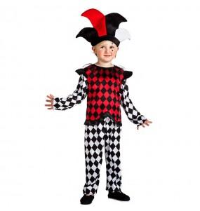 Disfraz de Arlequín para niño