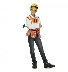 Disfraz de Arquitecto con accesorios para niños