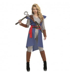 Disfraz de Assassin's Creed Syndicate para mujer