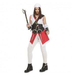 Disfraz de Assassin's Creed Ezio para mujer