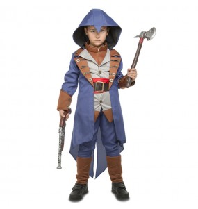 Disfraz de Assassin's Creed Syndicate infantil