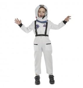 Disfraz de Astronauta con accesorios para niños