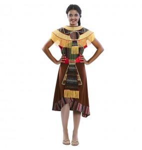 Disfraz de Azteca para mujer