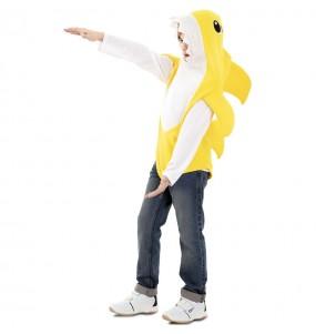 Disfraz de Baby Shark para niño perfil