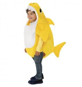 Disfraz de Baby Shark para niños