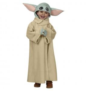 Disfraz de Baby Yoda para niño