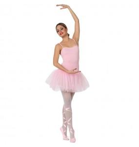 Disfraz de Bailarina Ballet Rosa