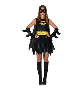 Disfraz de Batgirl classic para mujer
