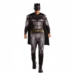 Disfraz de Batman Dawn of Justice para hombre