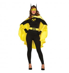 Disfraz de Batwoman Superheroína para mujer
