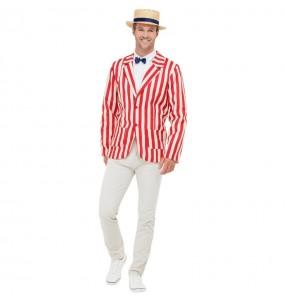 Disfraz de Bert Mary Poppins para hombre