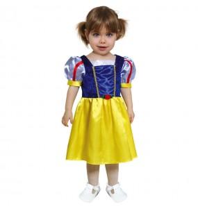 Disfraz de Blancanieves Bebé