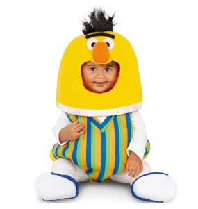 Disfraz de Blas Barrio Sésamo para bebé balloon