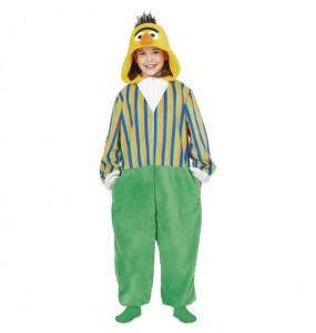 Disfraz de Blas Barrio Sésamo para niña
