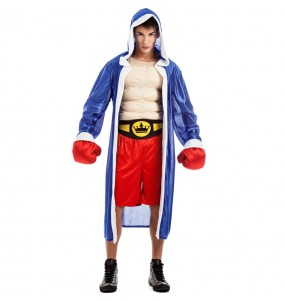 Disfraz de Boxeador UFC para hombre