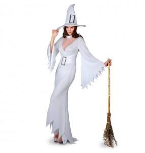 Disfraz de Bruja Blanca
