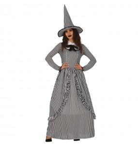 Disfraz de Bruja Vintage para mujer