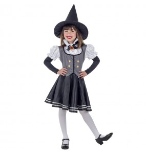 Disfraz de Bruja Mística para niña