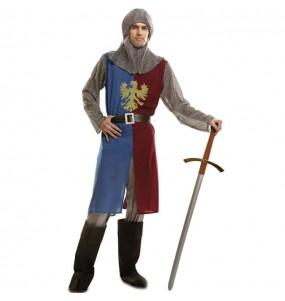 Disfraz de Caballero Medieval hombre