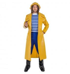 Disfraz de Capitán Pescanova para hombre
