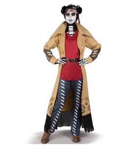 Disfraz de Catrina Angélica para mujer