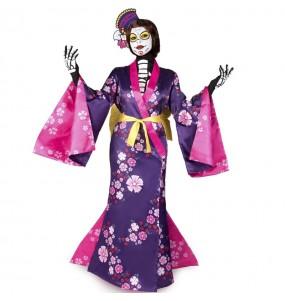 Disfraz de Catrina Mariko para mujer