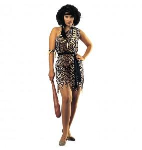 Disfraz de Cavernícola mujer barato