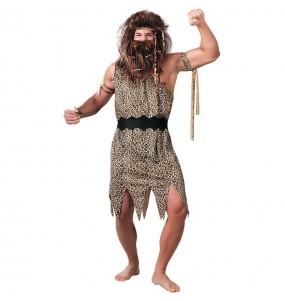 Disfraz de Cavernícola Primitivo para hombre