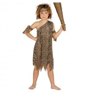 Disfraz de Cavernícola Primitivo para niño