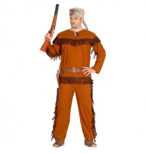 Disfraz de Cazador Daniel Boone