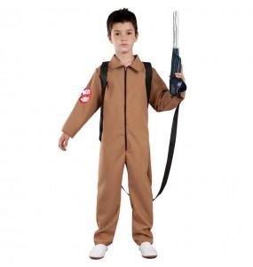 Disfraz de Cazafantasmas exterminador para niño