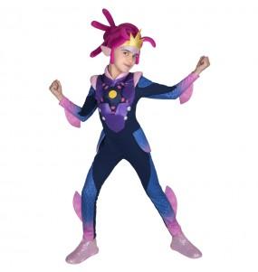Disfraz de Cece para niña Zak Storm
