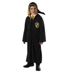 Disfraz de Cedric Diggory Hufflepuff para niño