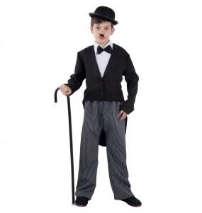 Disfraz de Charles Chaplin para niño