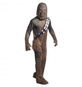 Disfraz de Chewbacca Star Wars para adulto