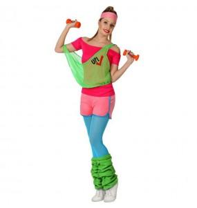 Disfraz de Chica Fitness