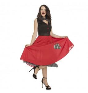 Disfraz de Chica Yeyé para mujer