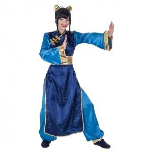 Disfraz de China Elegante para mujer