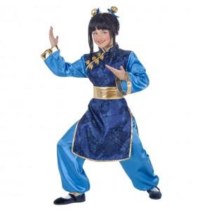 Disfraz de China Elegante para niña
