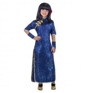 Disfraz de China Qipao para niña