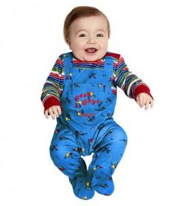 Disfraz de Chucky para bebé