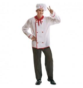 Disfraz de Cocinero Masterchef para hombre