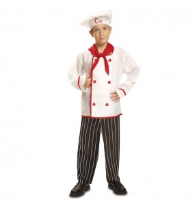 Disfraz de Cocinero Masterchef para niño