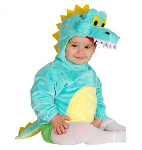 Disfraz de Cocodrilo Bebé